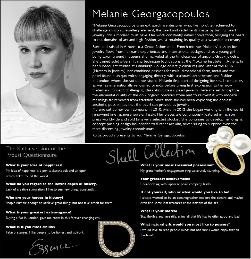 Melanie Georgacopoulos